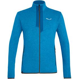 SALEWA *Rocca 2 Polarlite Full Zip Jacket Men, cloisonne blu melang